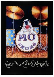 Mo Drums | Unframed Giclee
