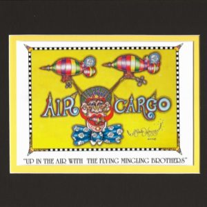 Air Cargo 8″ x 10″ Double Matted Print