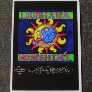 Louisiana Moonshine Fine Art Giclee