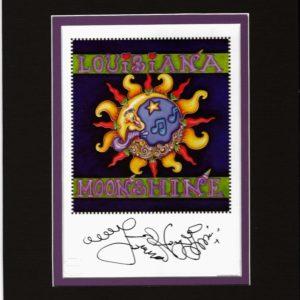 Louisiana Moonshine 8″ x 10″ Matted Print