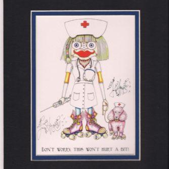 nurse 001