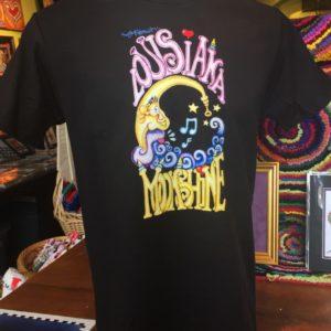 Louisiana Moonshine Unisex 100% cotton Crew Neck T-shirt, Choose your color!