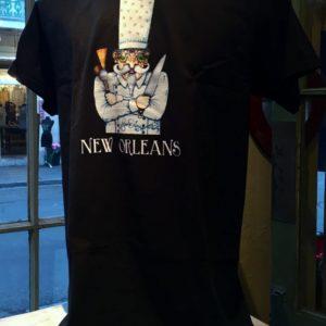 Mr. Chef Crew Neck 100% cotton T-shirt, Choose Your Color