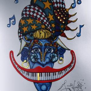 Bluesman Limited Edition Print