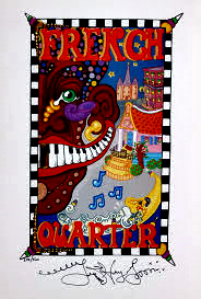 French Quarter Limited Edition Print