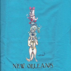 Dog Brass Band Children's T-shirt