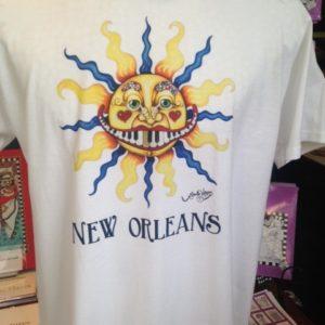 Piano Mouth Sun Unisex Crew Neck 100% cotton T-shirt, Choose your shirt color!